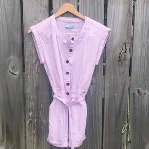 Urban Outfitters Lavender Romper Size XS -NWT